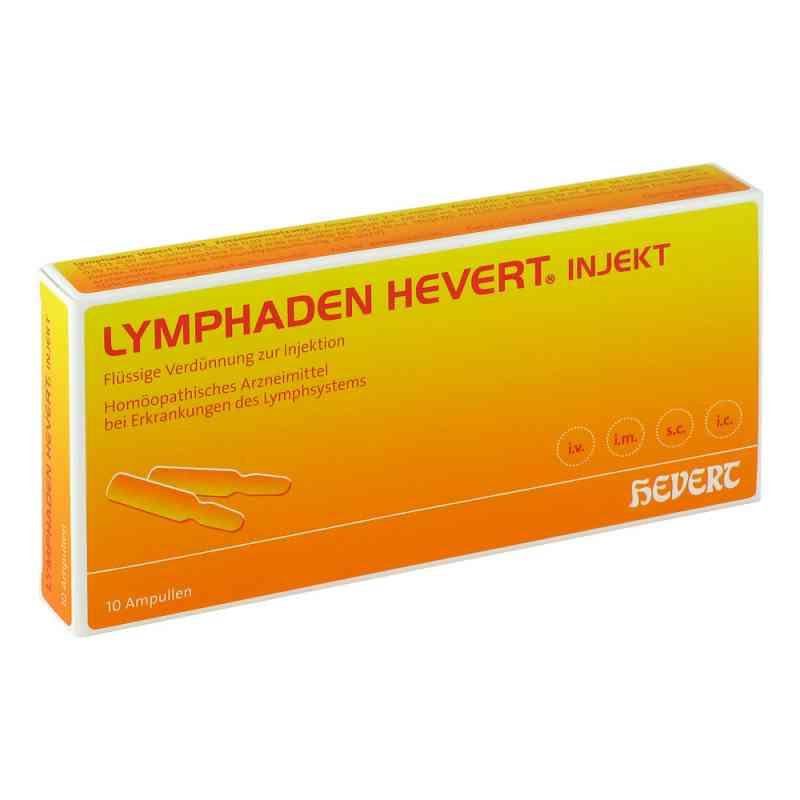 Lymphaden Hevert injekt Ampullen  bei apo.com bestellen