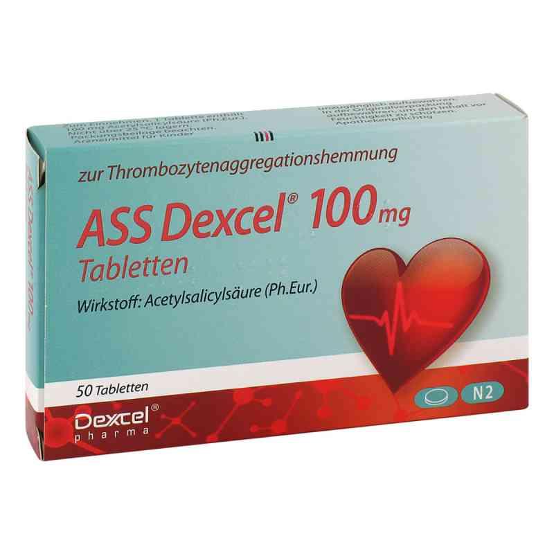 Ass Dexcel 100 mg Tabletten  bei apo.com bestellen
