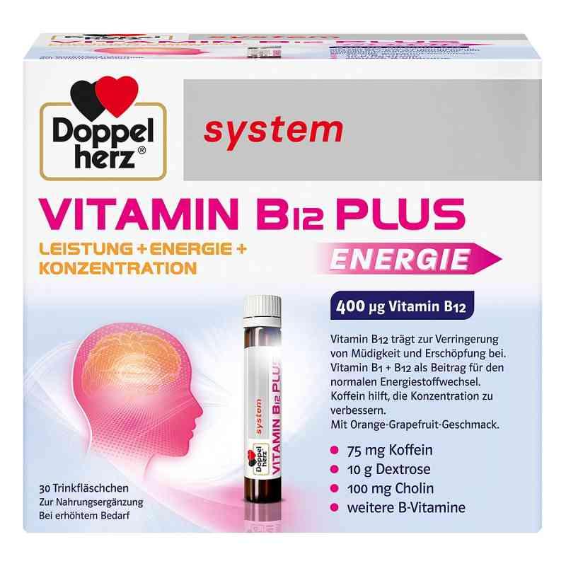 Doppelherz Vitamin B12 Plus system Trinkampullen  bei apo.com bestellen