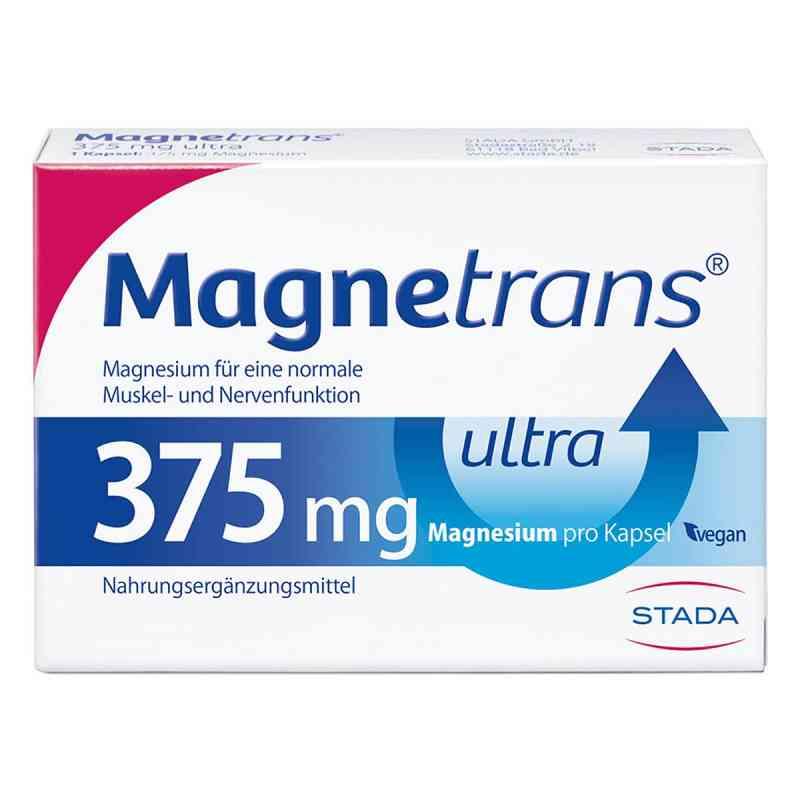 Magnetrans 375 mg ultra Kapseln Magnesium  bei apo.com bestellen