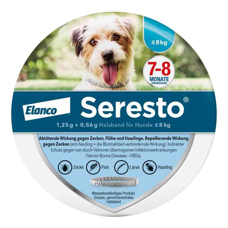 Seresto Halsband für kleine Hunde bis 8 kg  bei apotheke-online.de bestellen