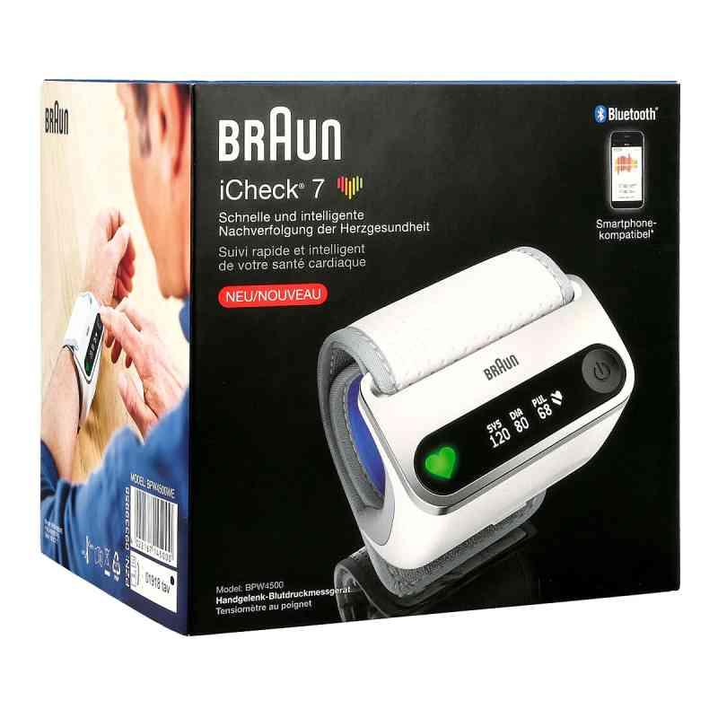 Braun Blutdruckmessgerät iCheck7 Handg.bpw4500  bei apo.com bestellen