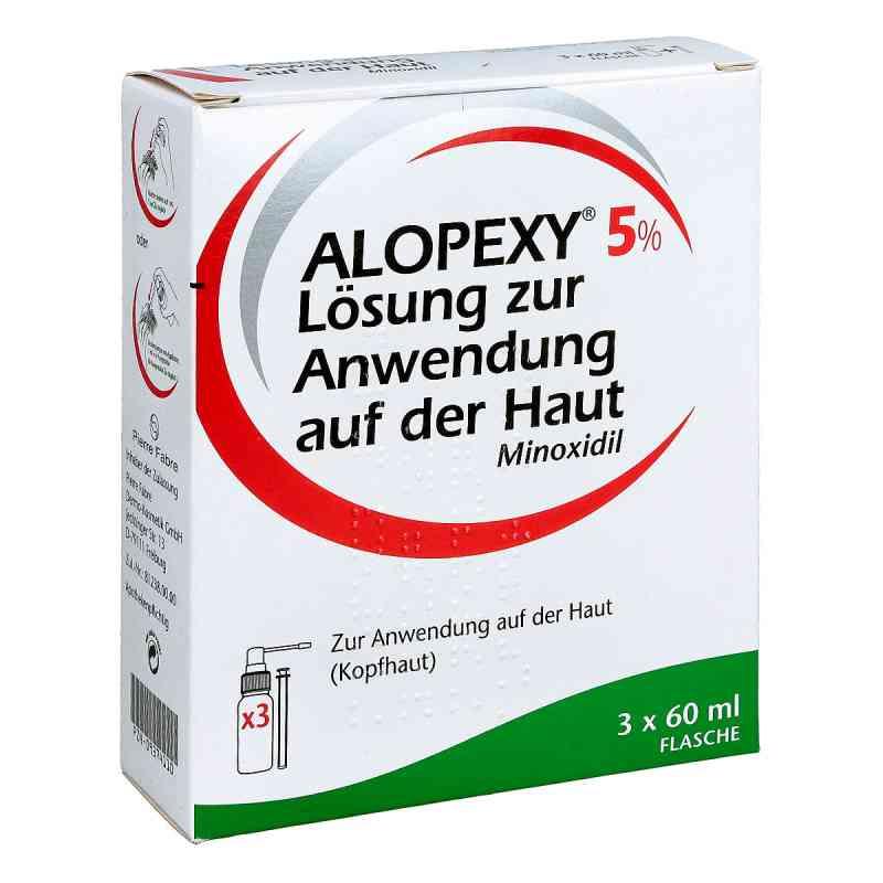 Alopexy 5% Lösung zur Anwendung auf der Haut  bei apo.com bestellen