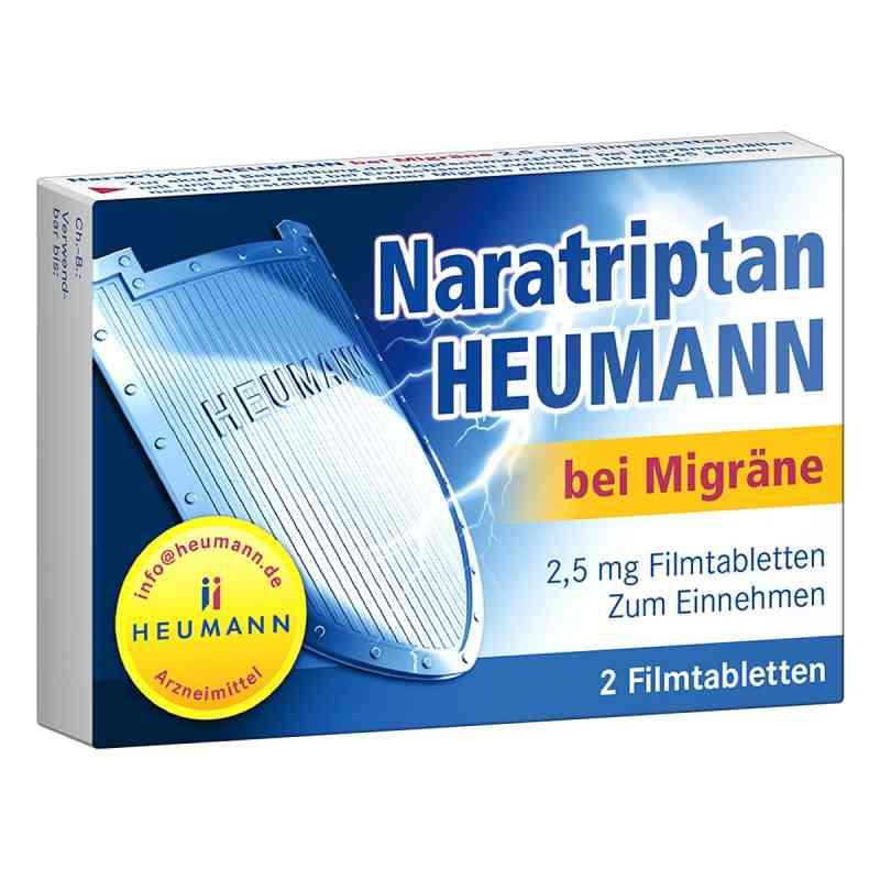 Naratriptan Heumann bei Migräne 2,5mg bei apo.com bestellen