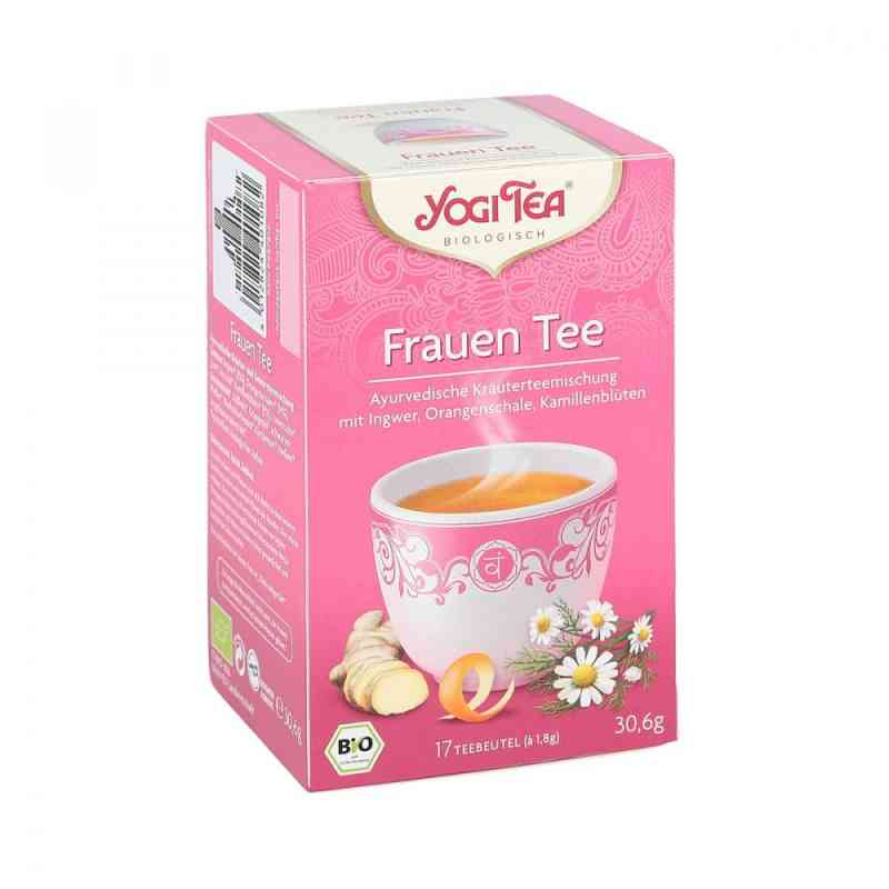 yogi tea frauen tee bio 17x1 8 g g nstig bei. Black Bedroom Furniture Sets. Home Design Ideas