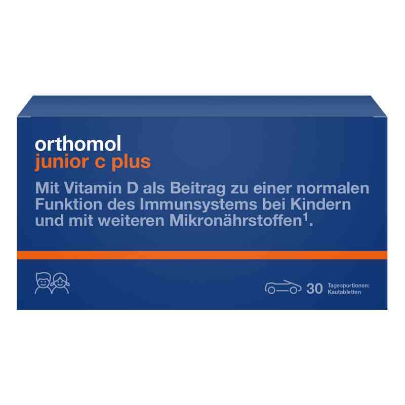 Orthomol Junior C plus Kautablette (n) mandarine/orange  bei apo.com bestellen