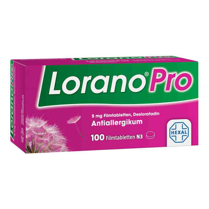 Loranopro 5 mg Filmtabletten  bei apo.com bestellen