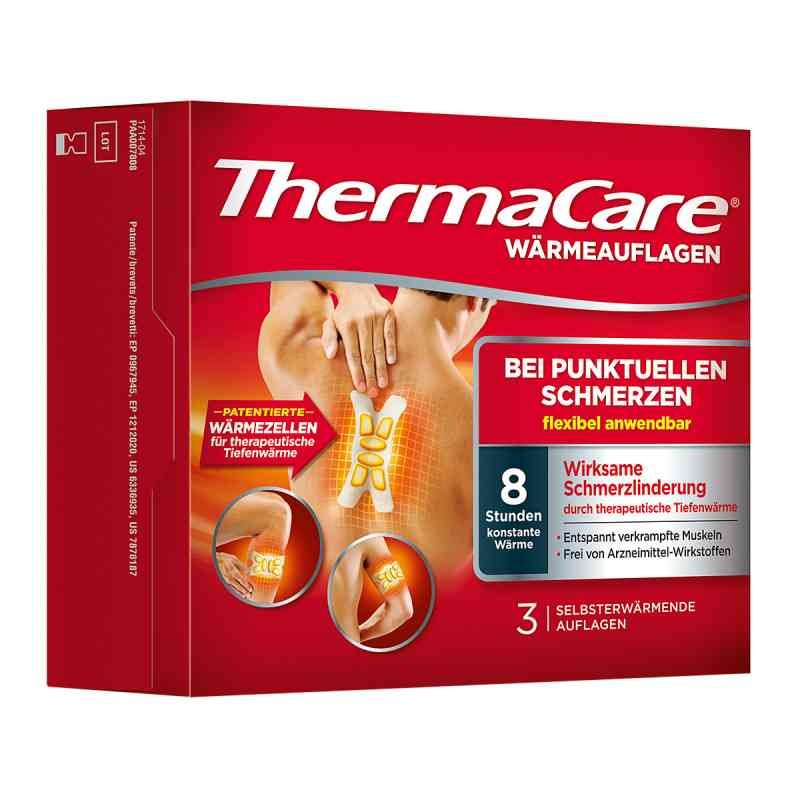 Thermacare flexible Anwendung  bei apo.com bestellen