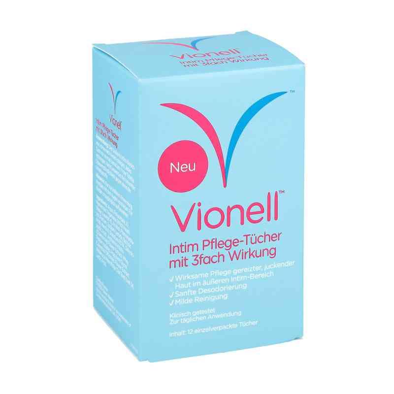 Vionell Intim Pflege-tücher  bei apo.com bestellen