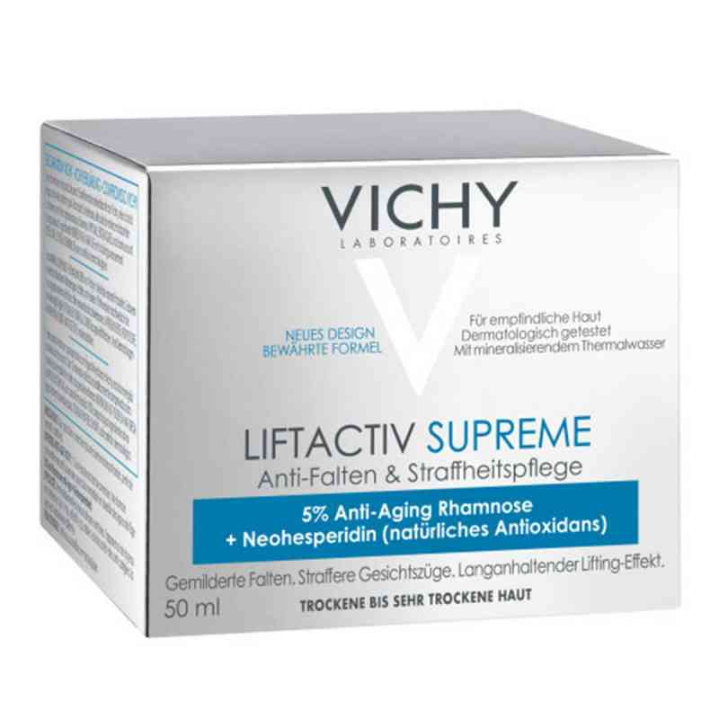 Vichy Liftactiv Supreme Tag trockene Haut Creme  bei apo.com bestellen
