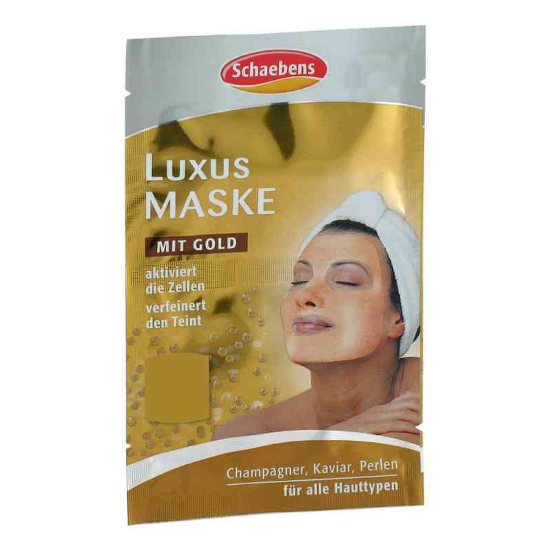 Schaebens Luxus Maske mit Gold  bei apo.com bestellen