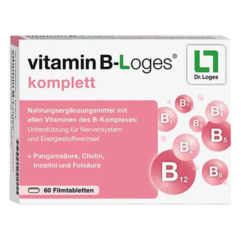 Vitamin B-loges komplett Filmtabletten  bei apo.com bestellen