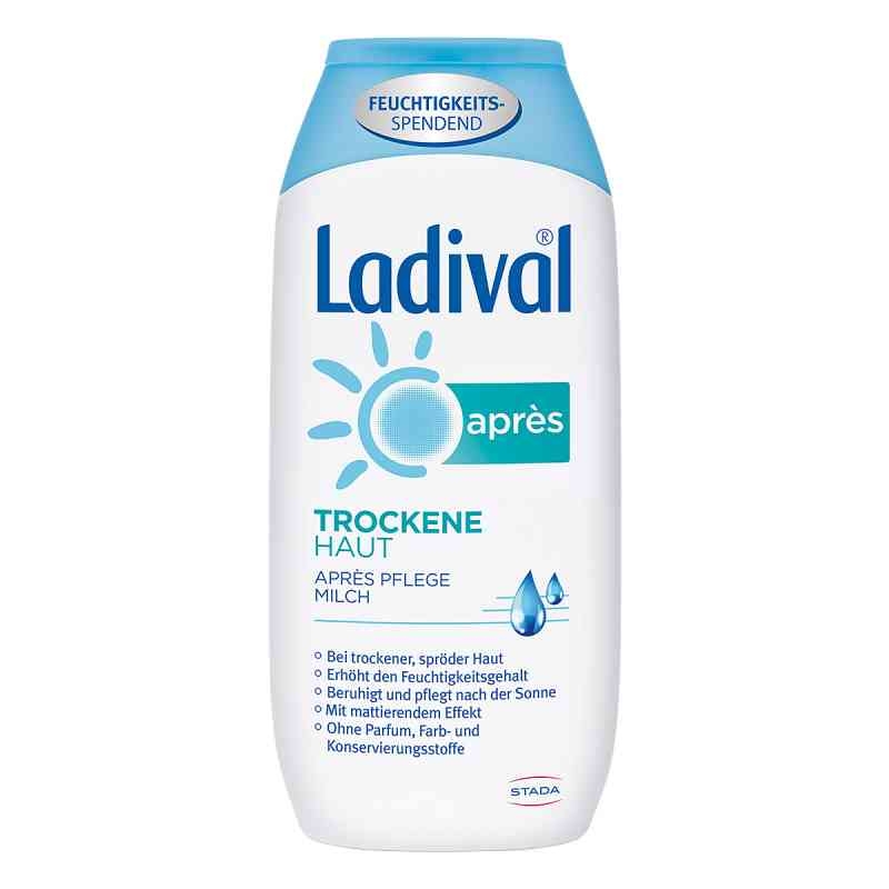Ladival trockene Haut Apres Pflege Milch  bei apo.com bestellen