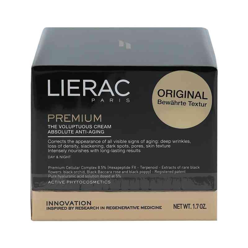 Lierac Premium reichhaltige Creme  bei vitaapotheke.eu bestellen