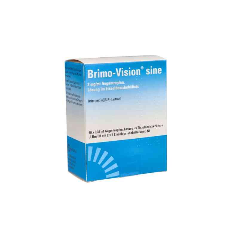 Brimo-vision sine 2 mg/ml At Lösung einzeldosisbeh.  bei apo.com bestellen