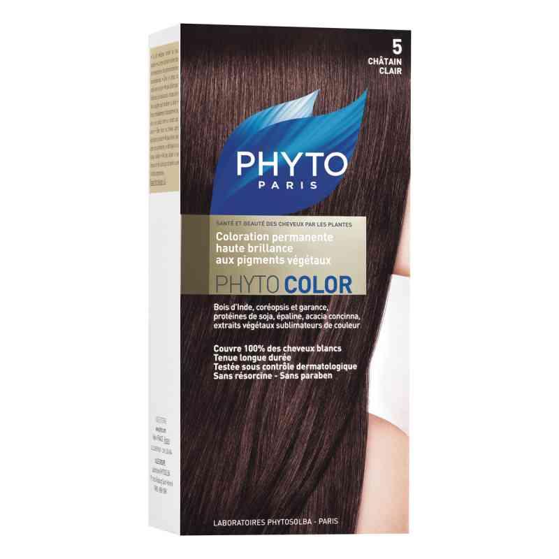 Phytocolor 5 helles braun  bei apo.com bestellen
