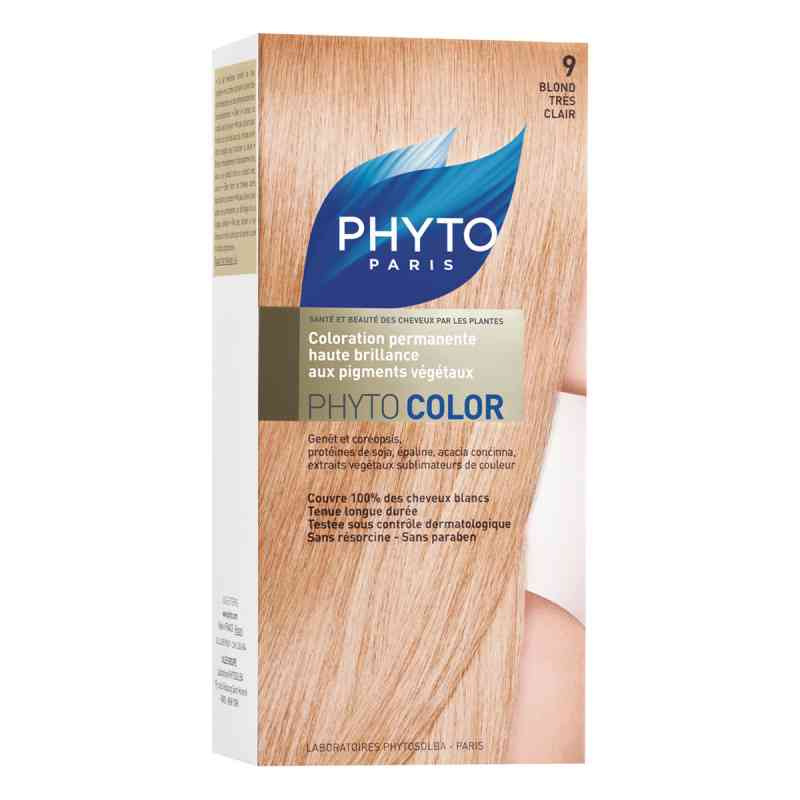 Phytocolor 9 sehr helles blond  bei apo.com bestellen