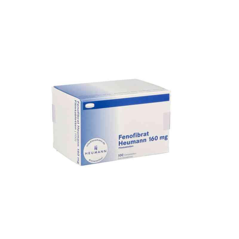 Fenofibrat Heumann 160 mg Filmtabletten  bei apo.com bestellen