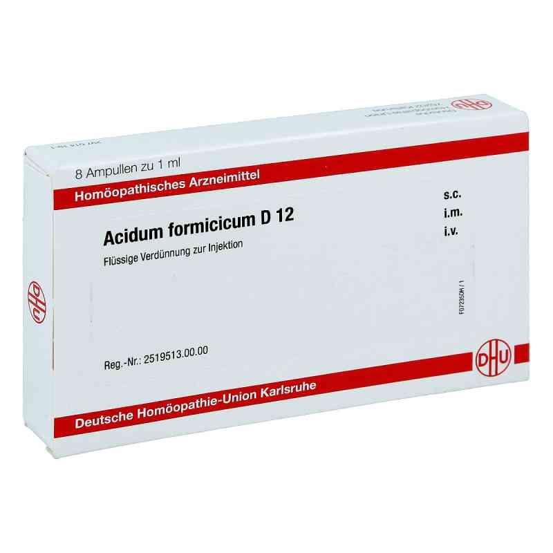 Acidum Formicicum D 12 Ampullen  bei apo.com bestellen