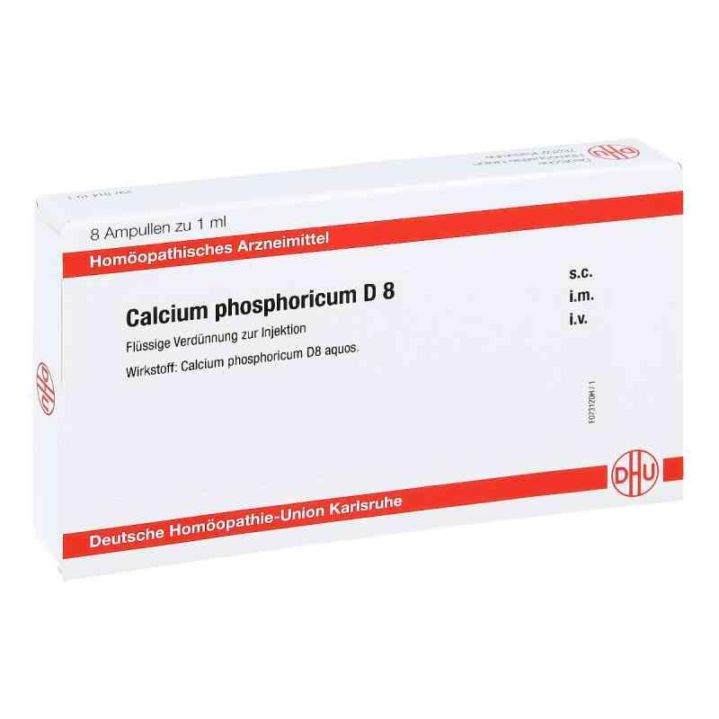 Calcium Phosphoricum D 8 Ampullen  bei apo.com bestellen