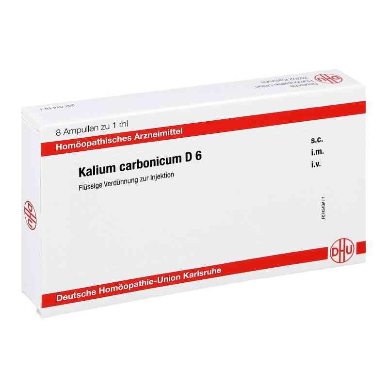 Kalium Carbonicum D 6 Ampullen  bei apo.com bestellen