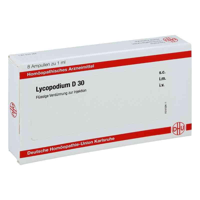 Lycopodium D 30 Ampullen  bei apo.com bestellen