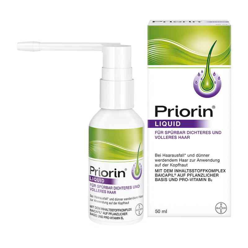 Priorin Liquid Pumplösung bei Haarausfall  bei apotheke-online.de bestellen
