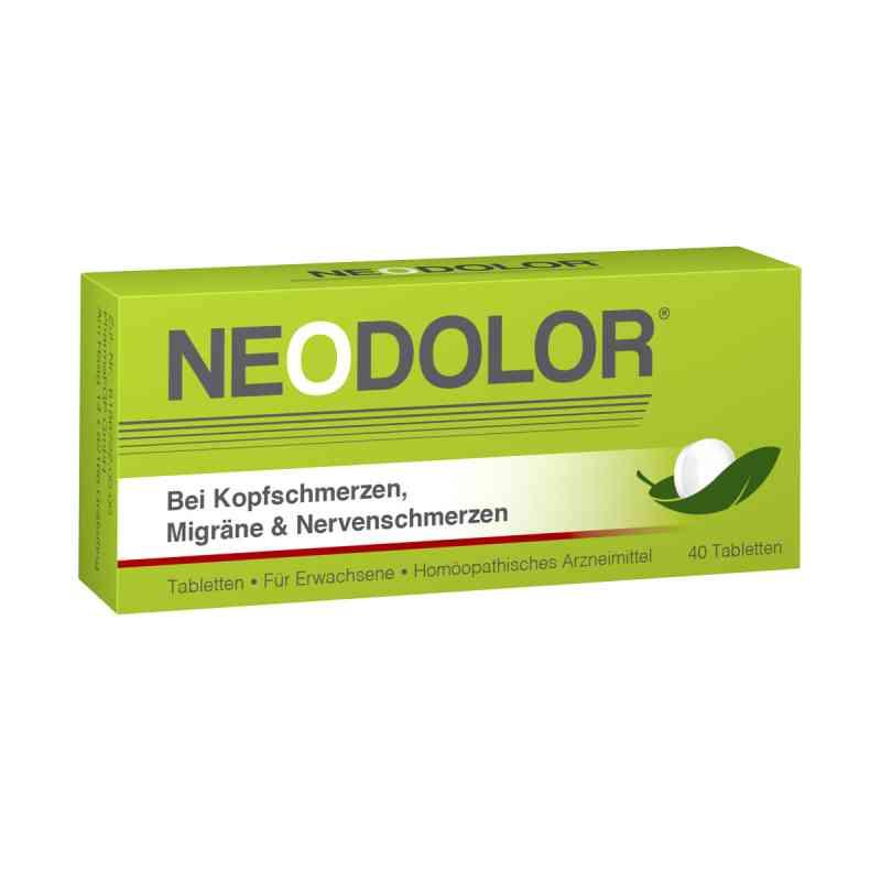 Neodolor Tabletten  bei apotheke-online.de bestellen