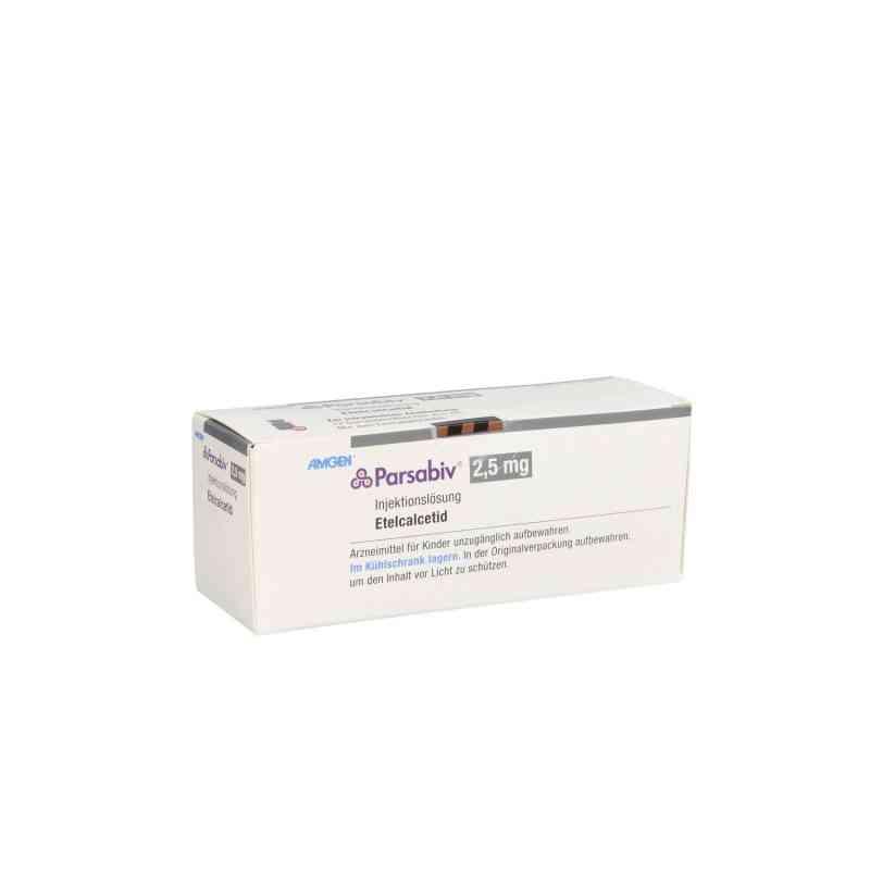 Parsabiv 2,5 mg Injektionslösung 0,5 ml Dsfl.  bei apo.com bestellen