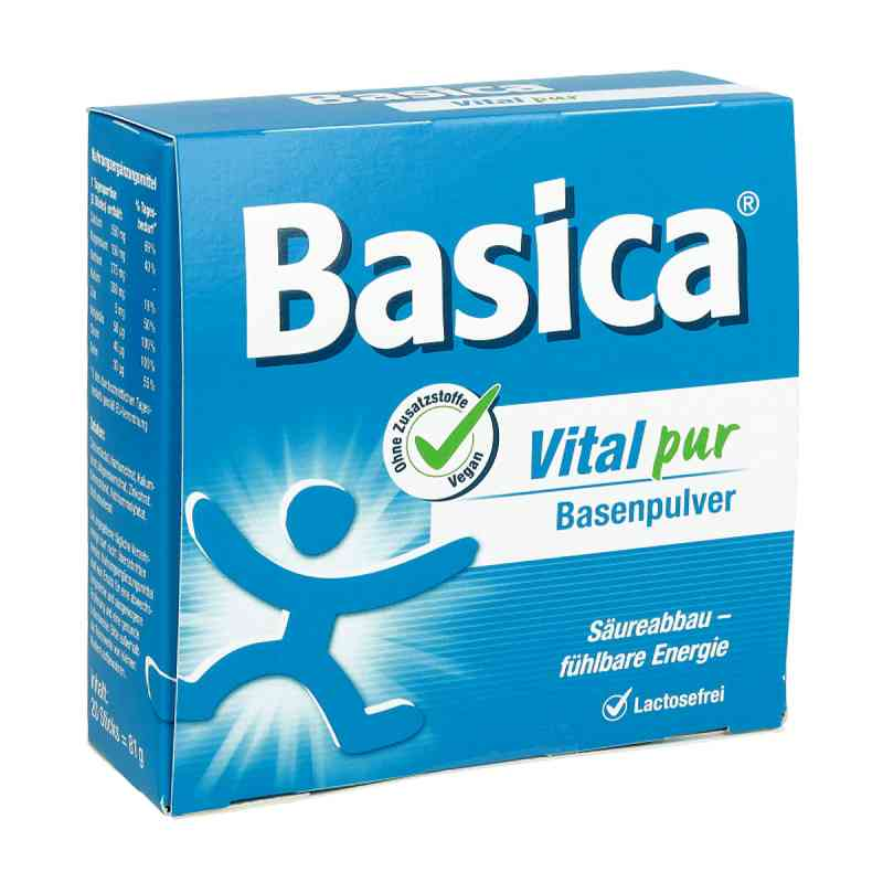 Basica Vital pur Basenpulver  bei apotheke-online.de bestellen