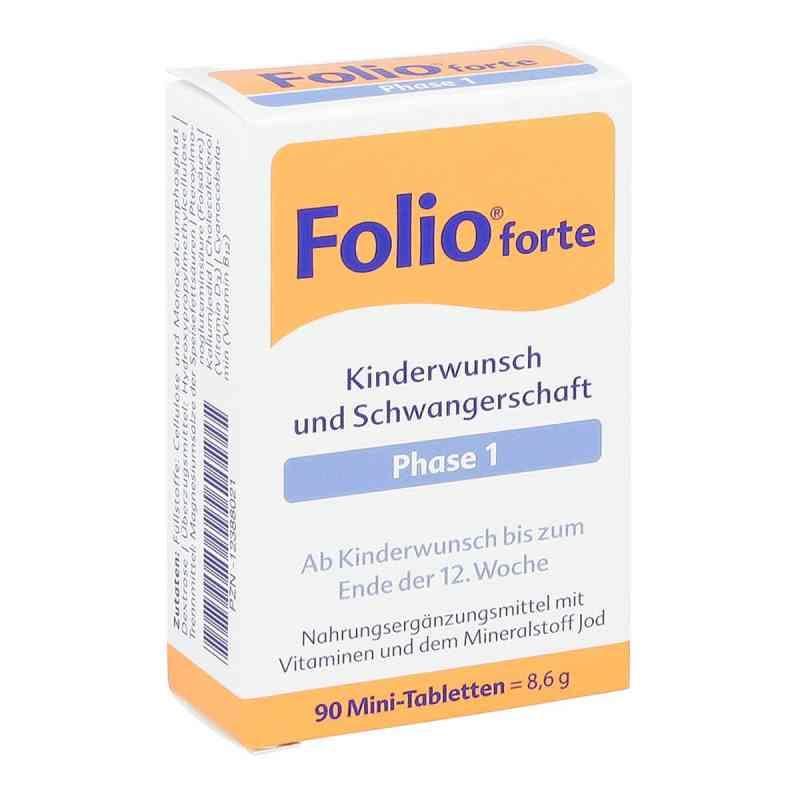 Folio 1 forte Filmtabletten  bei apo.com bestellen