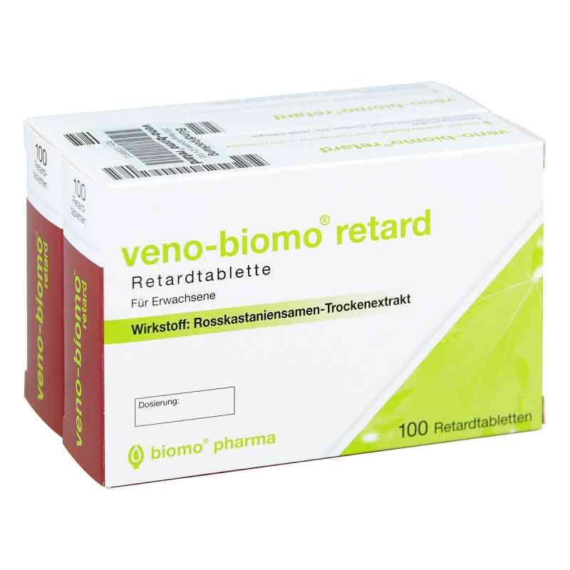Veno-biomo retard Retardtabletten  bei apo.com bestellen