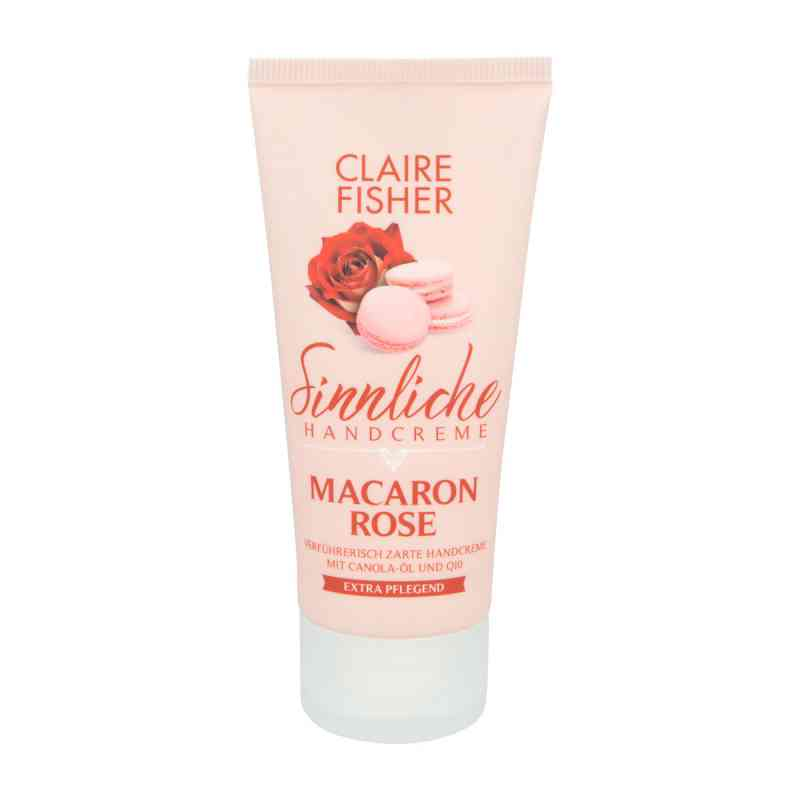 Claire Fisher Handcreme Macaron Rose  bei apotheke-online.de bestellen