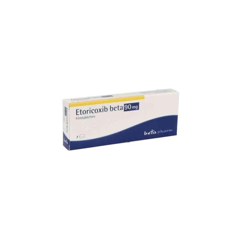 Etoricoxib beta 90 mg Filmtabletten  bei apo.com bestellen