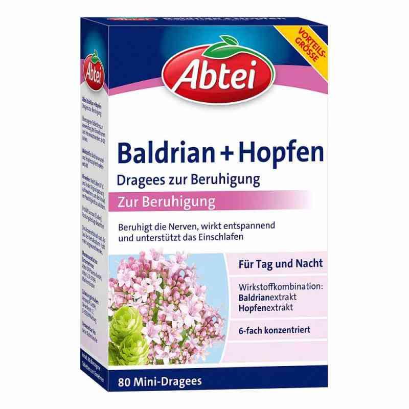 Abtei Baldrian+hopfen Dragees zur Beruhigung  bei apo.com bestellen