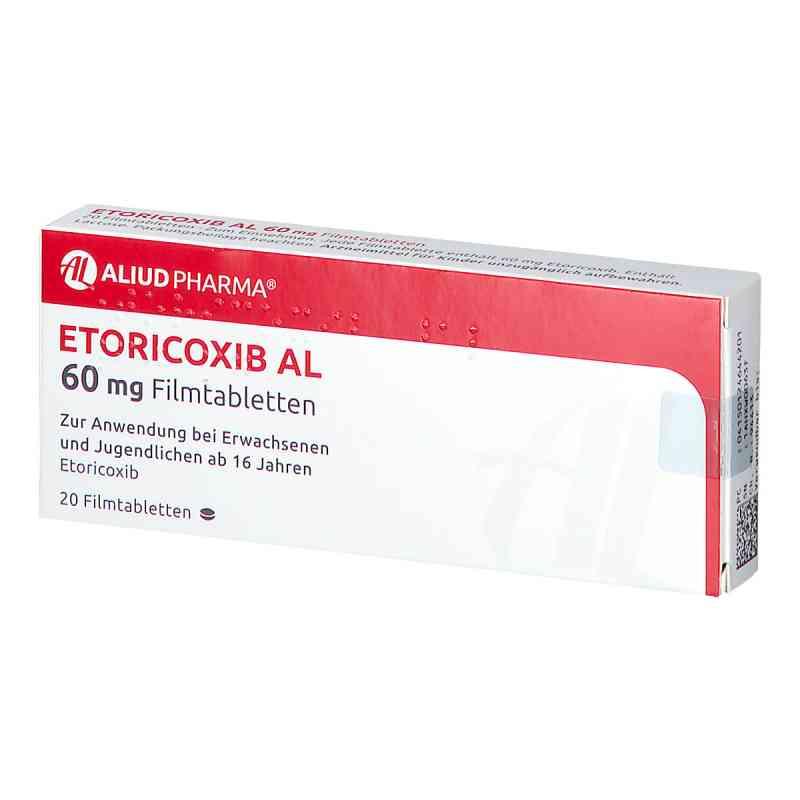 Etoricoxib Al 60 mg Filmtabletten  bei apo.com bestellen