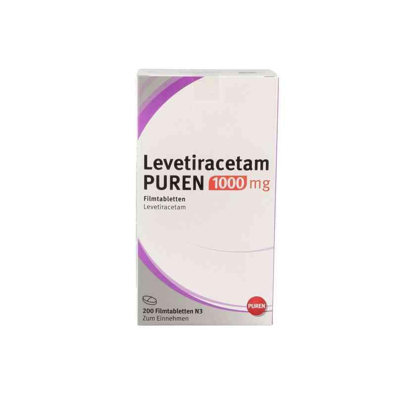 Levetiracetam Puren 1.000 mg Filmtabletten  bei apo.com bestellen