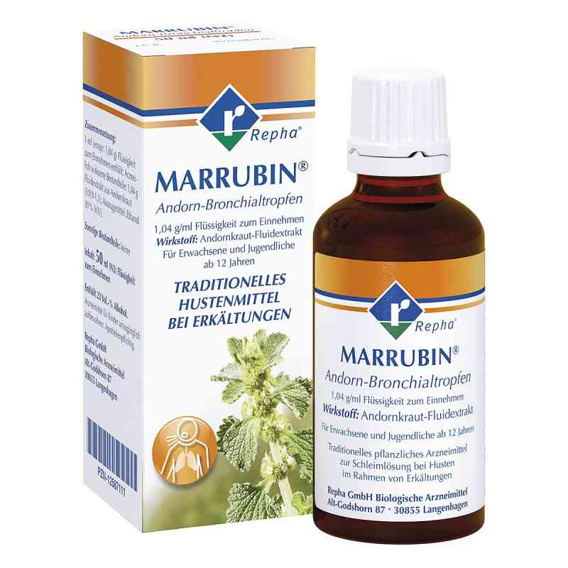 Marrubin Andorn-bronchialtropfen  bei apo.com bestellen