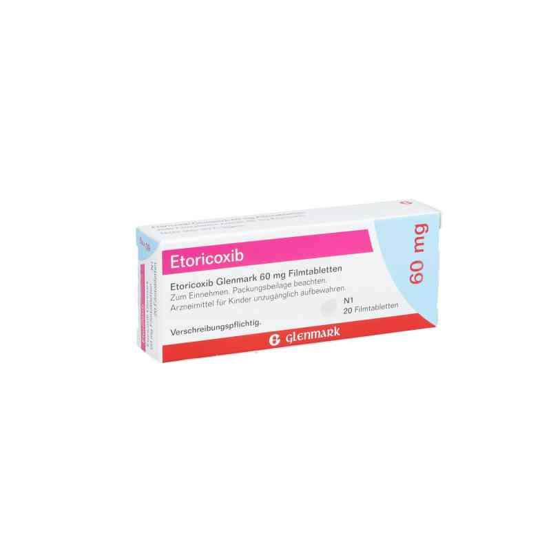 Etoricoxib Glenmark 60 mg Filmtabletten  bei apo.com bestellen
