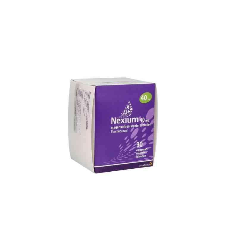 Nexium 40 mg magensaftresistente Tabletten  bei apo.com bestellen
