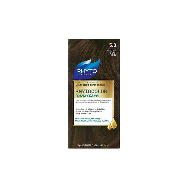 Phytocolor S 5.3 goldbraun  bei apo.com bestellen
