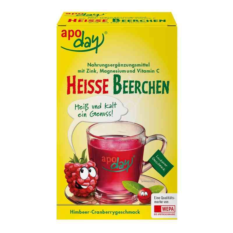 Apoday heisse Beerchen+vit.c+zink+magnesium Pulver  bei apo.com bestellen