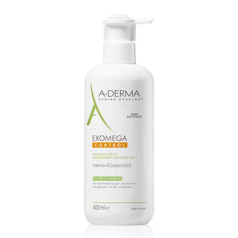 Aderma Exomega Control Intensiv Körpermilch  bei apotheke-online.de bestellen