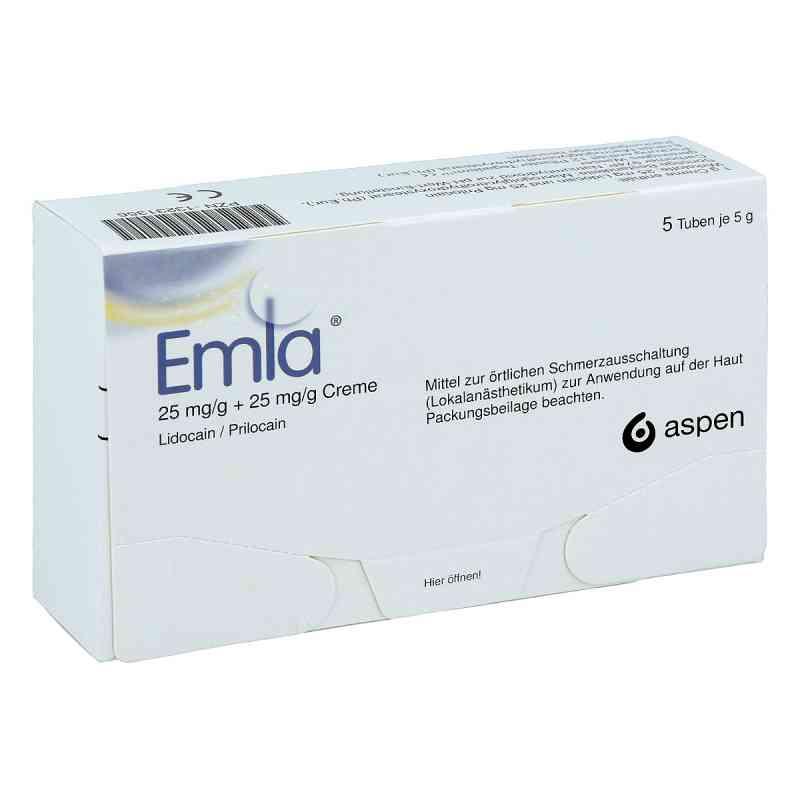 Emla 25 mg/g + 25 mg/g Creme + 12 Tegaderm  bei apo.com bestellen