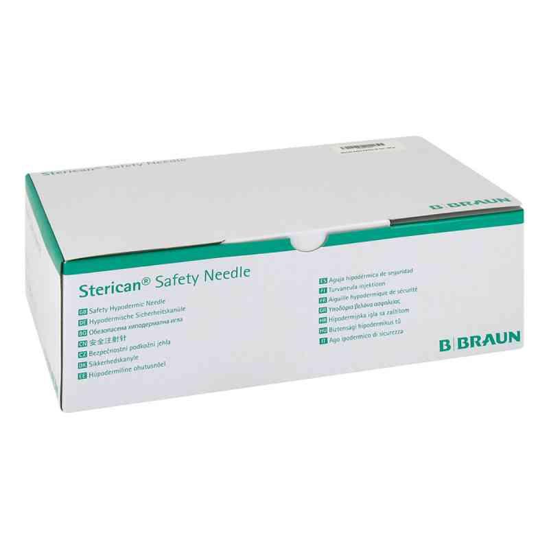 Sterican Safety Kanülen 20 Gx1 1/2 0,9x40 mm Eu  bei apo.com bestellen