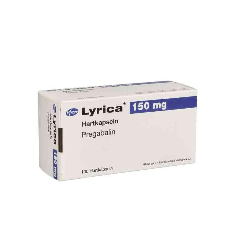 Lyrica 150 mg Hartkapseln  bei apo.com bestellen