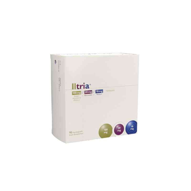 Iltria 100 mg/20 mg/10 mg Hartkapseln  bei apo.com bestellen