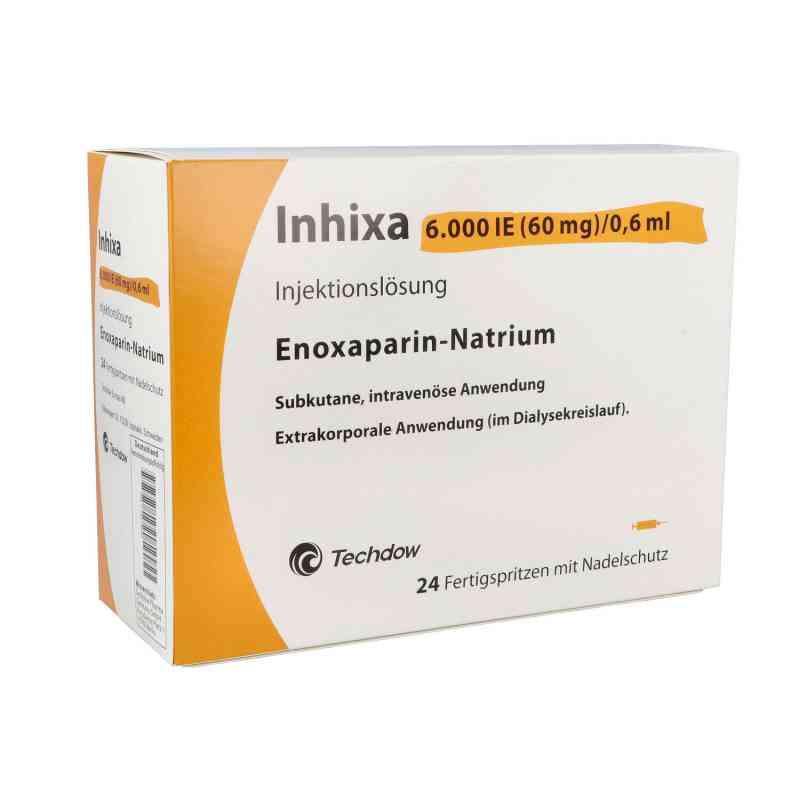 Inhixa 6.000 I.e. 60 mg/0,6 ml iniecto lsg.i.e.f.-sp.  bei apo.com bestellen