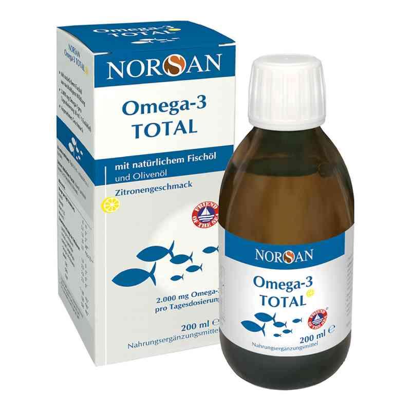 Norsan Omega-3 Total flüssig  bei apo.com bestellen
