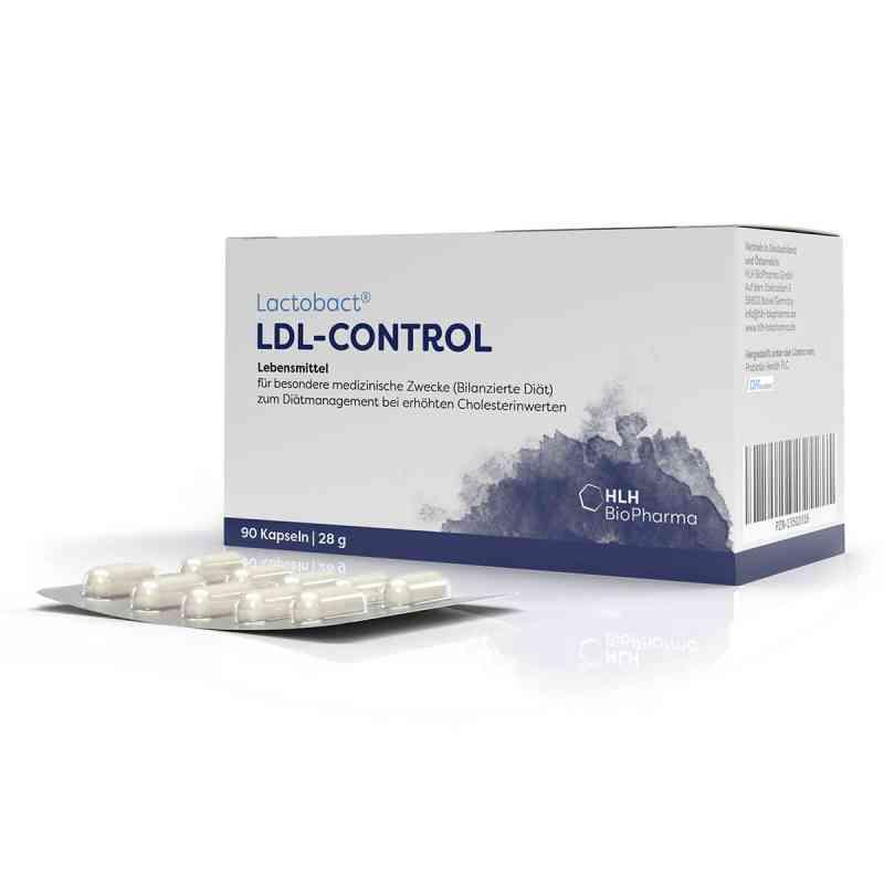 Lactobact Ldl-control magensaftresistente Kapseln  bei apo.com bestellen